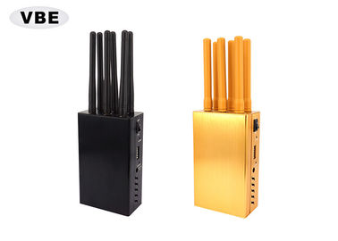 China Stable Operation Cellular Signal Blocker , Cell Phone Signal Jammer GSM / CDMA / DCS supplier