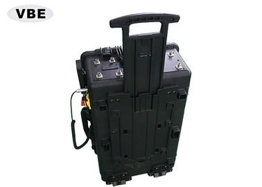 China Mobile Phone Convoy Bomb Jammers High Integration 1000W Power PHS / 3G / 4G AC 220V supplier