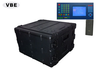 China High Performance Convoy Bomb Jammer , Mobile Phone Jammer 700*430*430mm Size supplier