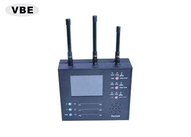 China Light Weight RF Signal Detector Scanning LED Indication Rechargeable For Meeting Rooms supplier