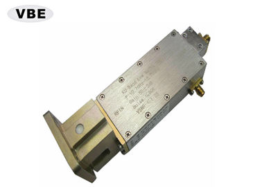 China 10 - 13GHz Broadband RF Power Amplifier Hybrid Micro Assembly Process, Wide-Band RF Power Amplifier supplier