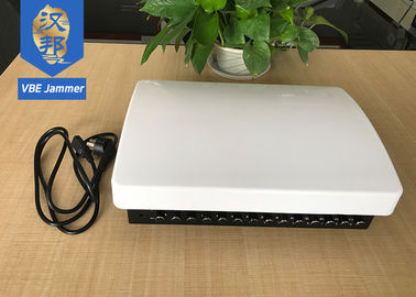 China 14 Channel Directional Indoor Military Prison Signal Jammer , Cell Phone Signal Jammer supplier
