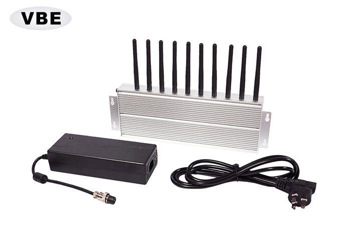 signal jammer great neck - 10 Bands Cell Phone Signal Jammer 360 Degree Jamming For Examination Room