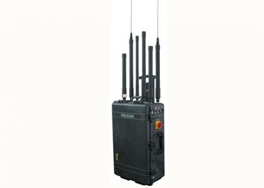 China 1 - 8 Channels Portable Jamming system, Portable Cell Phone Jammer, Portable VIP Convoy Bomb Jammer, Portable IED Jammer distributor