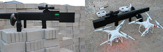 Portable Drone Signal Jammer UAV/Drone Signal Jamming System